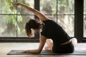Cours de gymnastique douce au Foyer Rural de Seugy