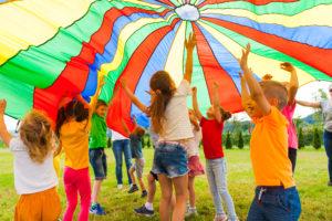 cours de multisort au Foyer Rural de seugy pour les enfants de 3 à 11 ans